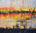 """Inauguración de la exposición """"Pachamama"""" del pintor Michel Bizet"""