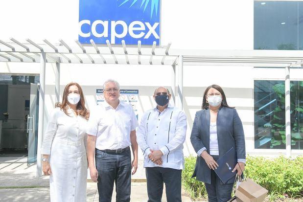 INFOTEP y CAPEX coordinan acciones de formación y capacitación tecnológica en RD