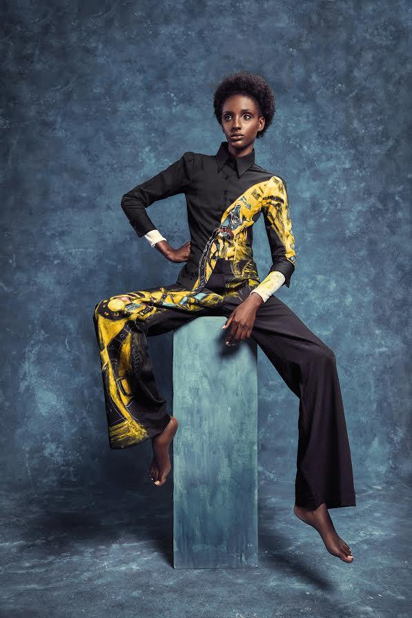 Bianna Candelario presenta su colección Fall Winter 2020