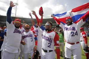 Equipo de béisbol de la República Dominicana