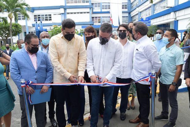Autoridad Portuaria Dominicana inauguró  las remozadas instalaciones de la  Cooperativa APORDOM, COOAPORDOM.