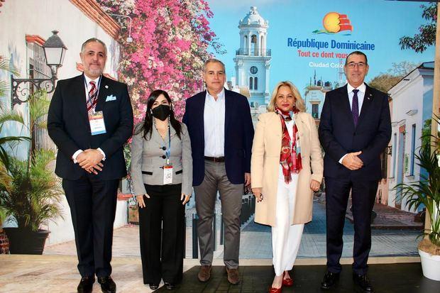 ProDominicana explora oportunidades en IFT Top Resa en París