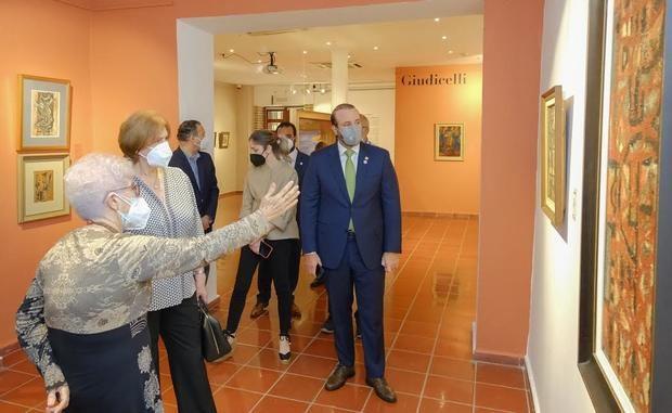 Paul Giudicelli: padre de pintura abstracta y cerámica artística RD