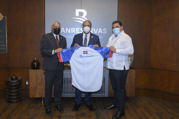 Banreservas anuncia patrocinio oficial al equipo dominicano en Serie del Caribe 2021