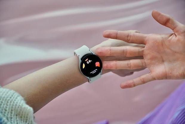 Cuatro pruebas de bienestar que puedes realizarte con el nuevo Galaxy Watch4