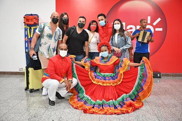 Influencer Wil Santiago visita República Dominicana.