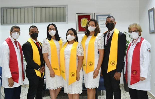 Asociación Instituto Dominicano de Cardiología gradúa nuevos Cardiólogos y Ecocardiografistas