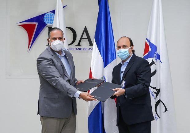 Firman acuerdo para verificar emisión de Dióxido de Carbono (CO2) de operadores aéreos