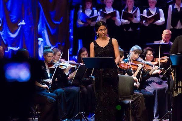 Nathalie Peña Comas, soprano.