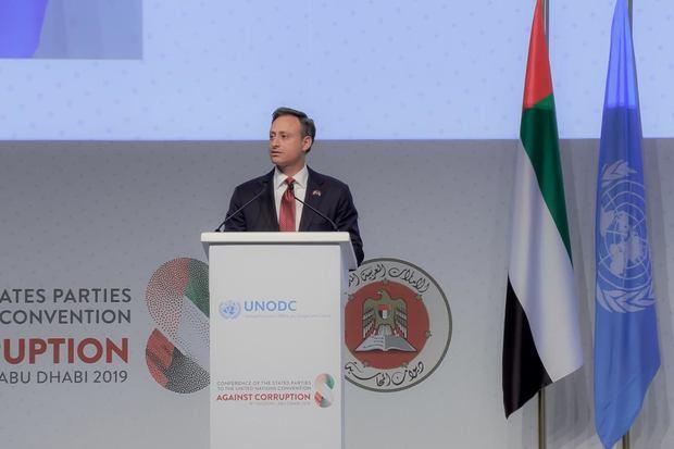 Procurador asegura cooperación internacional es fundamental en lucha contra la corrupción y el lavado de activos