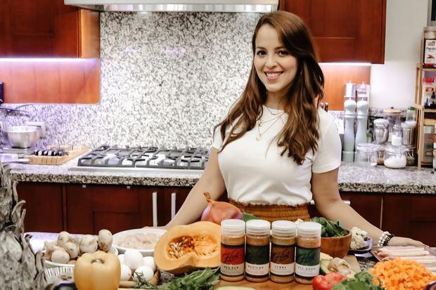 Master Chef dominicana Elisa Miguel lanza nueva marca de productos naturales