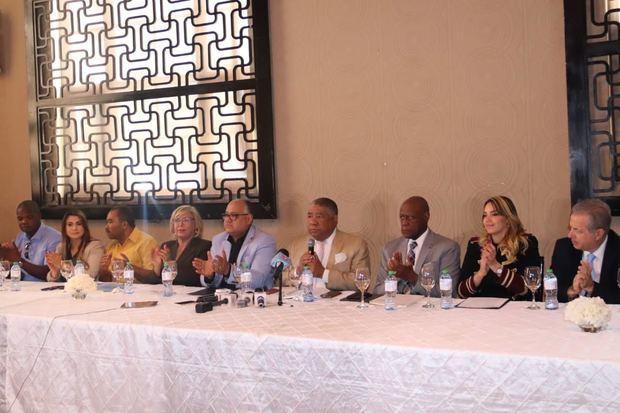 Candidatos alcaldes de la Fuerza del Pueblo y Partidos aliados firman acuerdo de mancomunidad