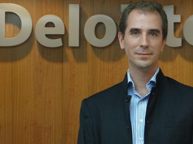 Gilles Maury, Líder Innovación de Consultoría Deloitte.