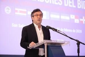 Presidente del BID, Luis Alberto Moreno.