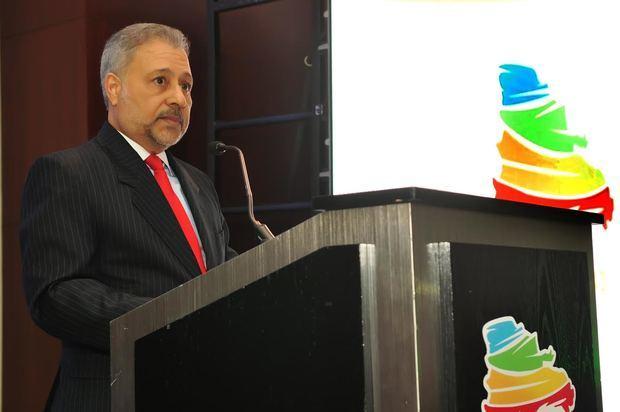 Presidente de la ANEIH, Leonel Castellanos Duarte.