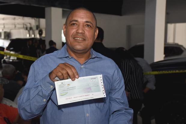 Dirección General de Jubilaciones y Pensiones realizó pago a policías retirados