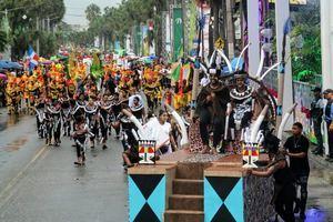 La alcaldía del Distrito Nacional anunció las comparsas ganadoras del Carnaval Santo Domingo 2020.