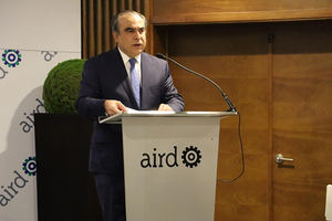 Celso Juan Marranzini, llama a empresas a constante empeño por la calidad.