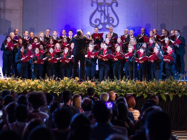 El Coro Nacional es el organismo oficial de la República Dominicana encargado de promover y difundir el canto coral en todas sus formas.