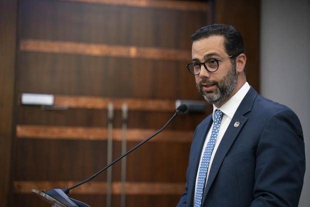 Manuel Luna Sued, presidente de la Junta Directiva de la CCPSD.