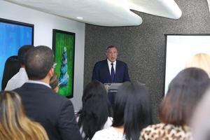 Ricardo Pellerano destacó las ventajas de invertir en República Dominicana.