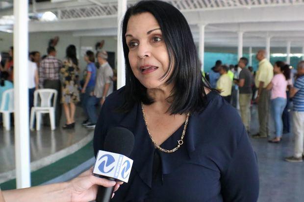 Minou Tavárez Mirabal: Lo que más ha faltado en esta campaña es democracia