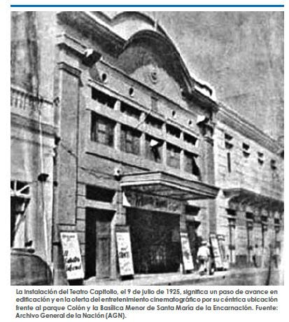 Libro revela cine entra a RD por La Vega en 1900, no por Puerto Plata