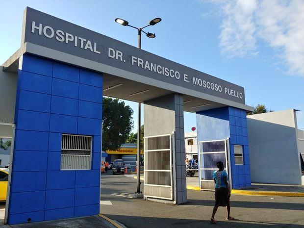 Hospital Francisco Moscoso Puello.