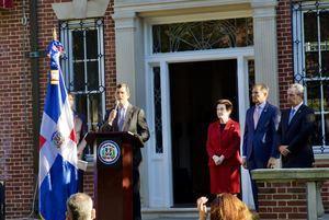 El presidente de AMCHAMDR destacó la necesidad de fomentar las alianzas público privadas.