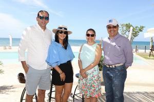 Luis Jose Prieto, Jessica Rizik, Yudith Castillo, Simon Suárez.