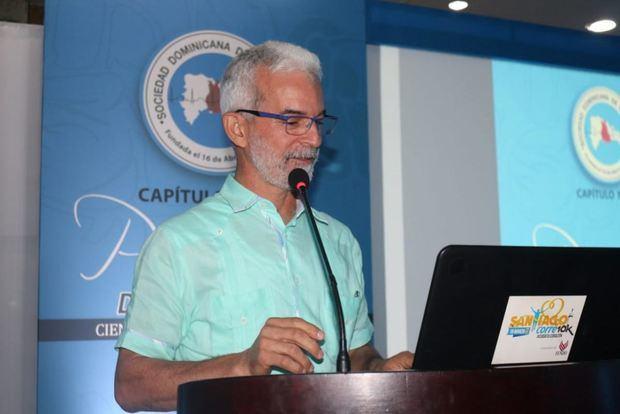 Dr. Samuel Ramos, presidente del Capitulo Norte.