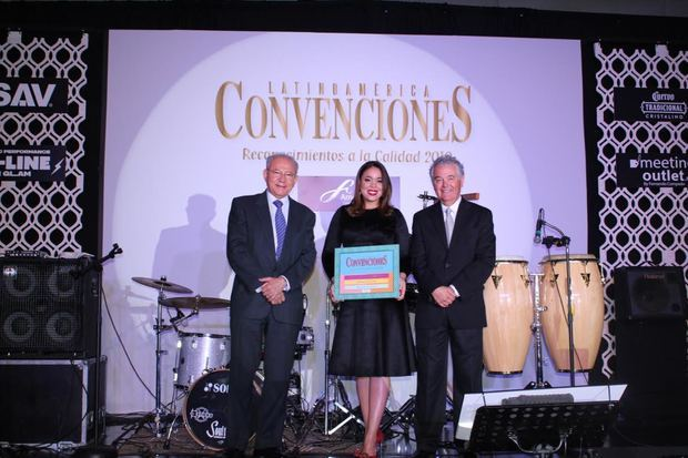 """RD gana premio en México """"Mejor Destino en el Extranjero"""""""