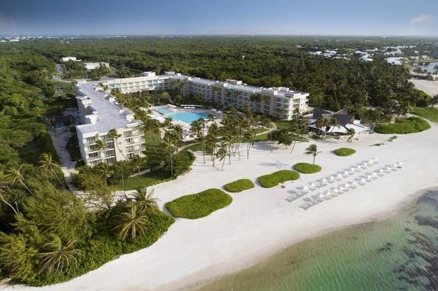 Westin Puntacana Resort & Club.