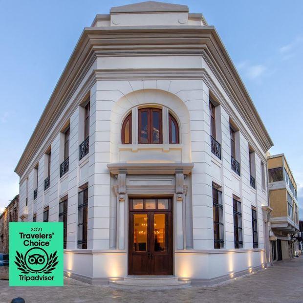 Restaurante Naca'n obtiene premio Travelers' Choice 2021 de Tripadvisor