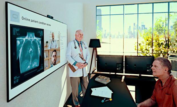 La plataforma de videoconferencias de LG ofrece solución de telemedicina