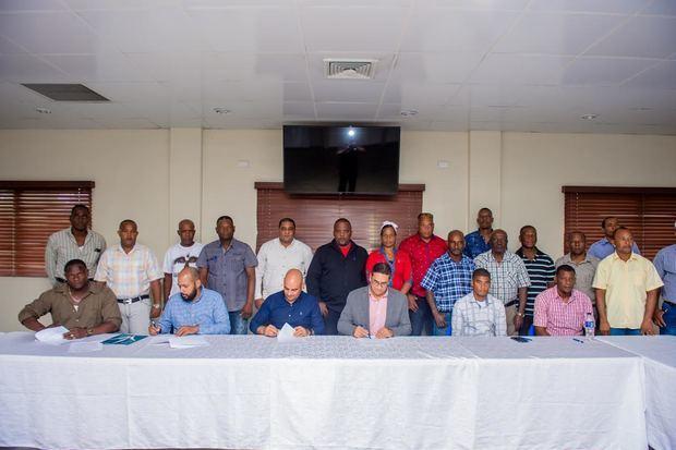 Consorcio CAEI firma pacto colectivo con el sindicato de trabajadores que incluye aumento salarial del 21%