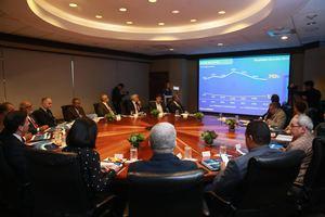 El excelente desempeño alcanzado por el Banco Popular Dominicano contribuyó a potenciar el desarrollo de los sectores productivos del país, consolidando una trayectoria de crecimiento constante, sano y diversificado en la organización financiera.