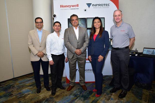 Inprotec junto a su socio Honeywell presentan oferta de soluciones de seguridad integrada