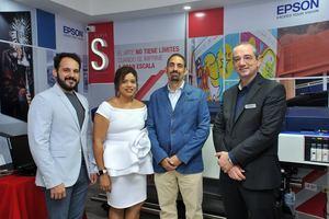 Camilo Discrecenso, Iraiza Valdez, Ángel Estrella y Rodrigo Hernández.