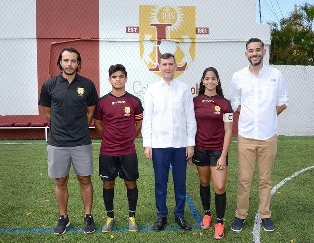 Inauguran cuadragésima Copa de Fútbol Loyola 2020