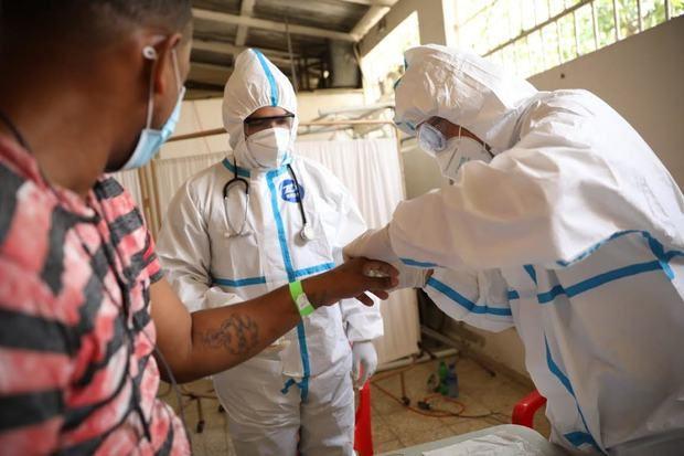 Avanza plan integral implementado en penal La Victoria para contrarrestar coronavirus