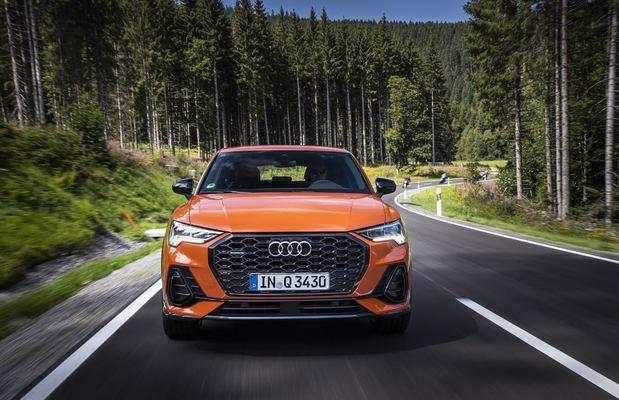 Avelino Abreu presenta el nuevo Audi Q3 Sportback