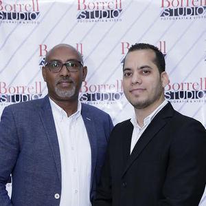 Orlando Ortega y Randy Borrell.