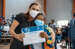 ADN reconoce a más de 900 servidoras de Aseo Urbano y Gestión Ambiental por Día Internacional de la Mujer