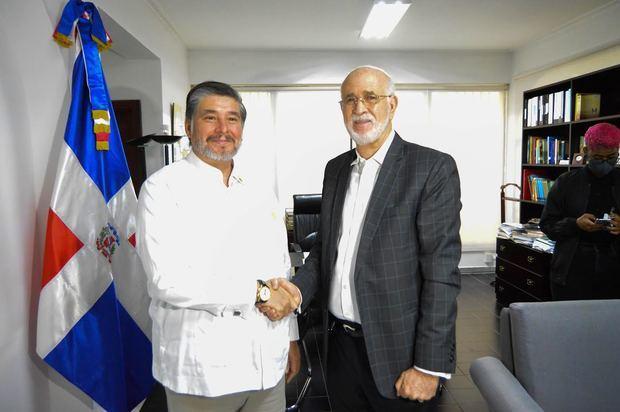 Embajador mexicano resalta lazos deportivos con República Dominicana