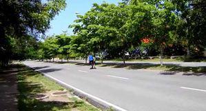 Avenida del Parque Mirador Sur, Santo Domingo.