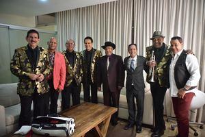 Conjunto Quisqueya celebró su 46 aniversario en el arte musical