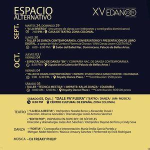"Fichero ""Festival Internacional de Danza Contemporánea""."