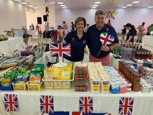 Chris y Sharon Campbell culminaron su misión diplomática en RD.