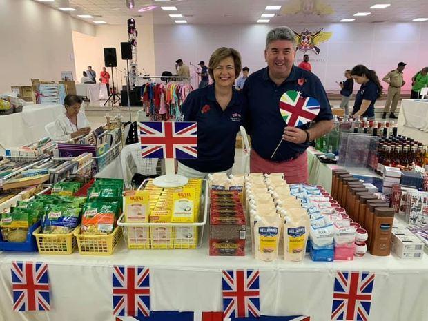 Embajador de Reino Unido, Chris Campbell, culmina misión diplomática en RD